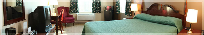 Rooms & Amenities